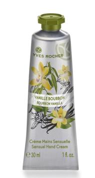 Крем для рук ів роше парфумований Бурбонська Ваніль Yves Rocher
