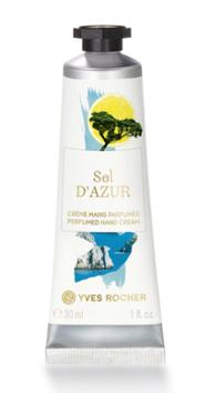 Крем для рук ів роше парфумований Sel d'azur