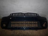 Бампер передний Skoda Yeti 13- (Шкода Ети), 5L080722IK