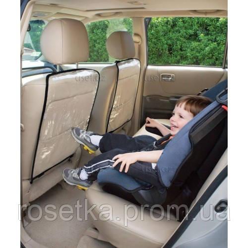 """Защита для автомобильного кресла """"Авто - кроха"""""""