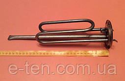 Тэн для бойлера FERROLI нержавейка 1500 W на фланце Ø82мм с трубкой под терморегуляторы     Thermowatt, Италия