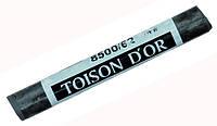 """Крейда-пастель суха м'яка Koh-i-Noor Toison D""""or,сірий шифер 8500/62"""