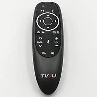 Аеромиша пульт з підсвічуванням і голосовим управлінням TV4U G10S PRO Fly Air mouse
