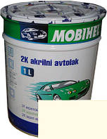 "474 Opel  акриловая Helios Mobihel ""Casablancaweiss"" 0,75л"