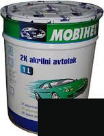 601 Черная акриловая Helios Mobihel 0,75л