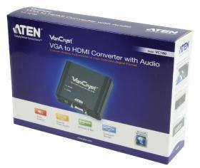 Переходник Aten VC-180 VGA to HDMI
