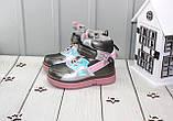 Демисезонная  обувь. Ботинки для девочек, фото 2