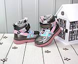 Демисезонная  обувь. Ботинки для девочек, фото 3