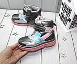 Демисезонная  обувь. Ботинки для девочек, фото 4