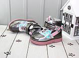 Демисезонная  обувь. Ботинки для девочек, фото 5