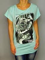 Женская футболка № 38  жіноча футболка