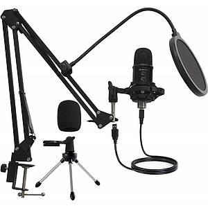 Студійний мікрофон USB Mirfak TU1 Professional Kit