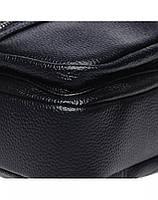 Мужская кожаная сумка-слинг через плече TidinBag - MK 09823, фото 7