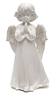 Ангел фарфор. бел., 26*13*11см