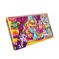 Пазли 35 ел. м'які 330*230 09-08 Danko Toys