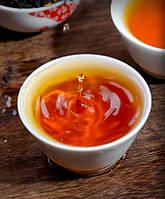 Красный чай Сяочжун с османтусом Сяочжун Гуй Хуа, фото 4