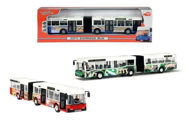Автобус City Express Dickie 3827000