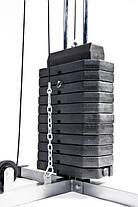 Силовой тренажер Atlas Sport HG1044, нагрузка 120 кг., фото 2
