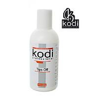 Жидкость для снятия гель-лака и акрила Kodi Tipc Off 250мл
