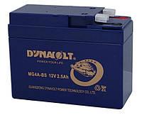 """Аккумуляторная батарея DYNAVOLT   MG4A-BS """"таблетка - Honda"""""""