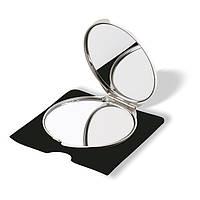 Зеркальце в бархатном чехле