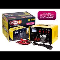 Пуско-зарядное автоматическое устройство TESLA 12/24V 45Amp пусковой ток 100A, ЗУ-40155