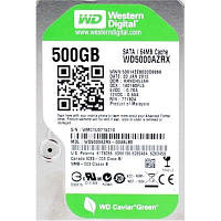 Жесткий диск 3.5' 500Gb Western Digital (WD5000AZRX)