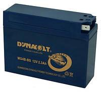 "Аккумуляторная батарея DYNAVOLT   MG4B-BS ""таблетка- Suzuki/Yamaha"""