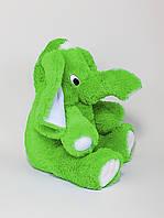 Розовый слон 65 см. Большая мягкая игрушка, плюшевые, подарок девушке, купить