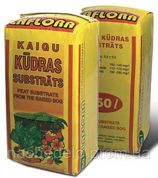 Торфяной субстрат Laflora 250 литров KKS -1