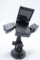 Автомобильный Видеорегистратор Vehicle  HD  2 камеры  H-3000 Transformers II