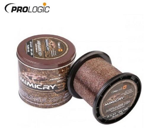 Волосінь Prologic Mimicry Mirage XP 1000m 11lbs 5.2 kg 0.25 mm Camo