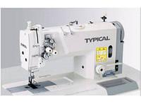 Двухигольная машина челночного стежка Typical GC9450MD3