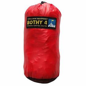 Временное укрытиеTerra Nova Bothy 4 Red