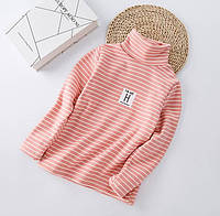 Водолазка для дівчинки H cloth 100 Рожевий (212355)