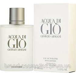 Мужская туалетная вода Giorgio Armani Acqua Di Gio 100 мл (Euro A-Plus)