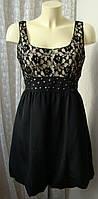 Платье женское вечернее нарядное гипюр декор бренд Be Beau р.48 5161, фото 1