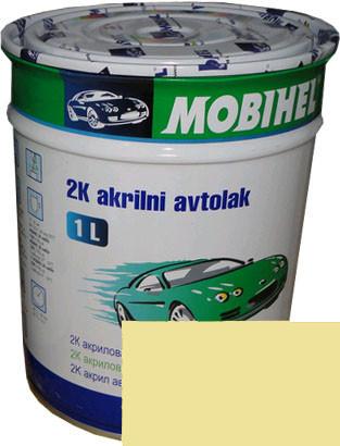 Автокраска VW R902 Белая акриловая Helios Mobihel 0,75л без отвердителя