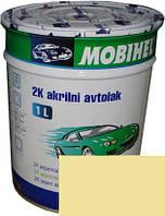 VW R902 Белая акриловая Helios Mobihel 0,75л