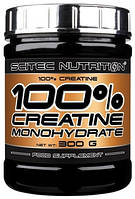 100% Creatine monohydrate Scitec Nutrition, 300 грамм