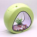 Міні акваріум 3 в 1 SunSun Aquarium YA-01 LED, фото 3