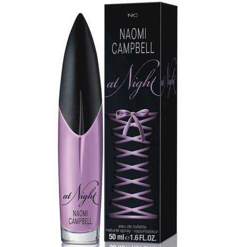 Духи женские Naomi Campbell At Night (Наоми Кэмпбелл Найт)