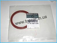 Прокладка дроссельной заслонки низ RENAULT 1.4/1.6 K7M 98-  RENAULT ОРИГИНАЛ 7701047579