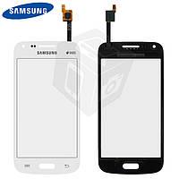 Touchscreen (сенсорный экран) для Samsung Galaxy Star Advance Duos G350E, оригинал (белый)