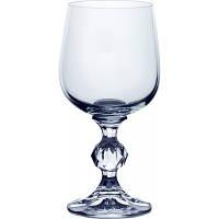Набор бокалов для вина Bohemia Claudia 230 мл, 6 шт.b40149