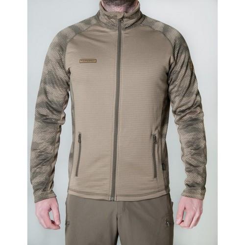 Куртка Fahrenheit Power Grid Full ZIP CAMO (XL/R, Camo)