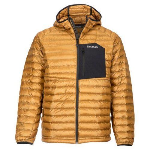 Куртка Simms ExStream Hooded Jacket Dark Bronze L