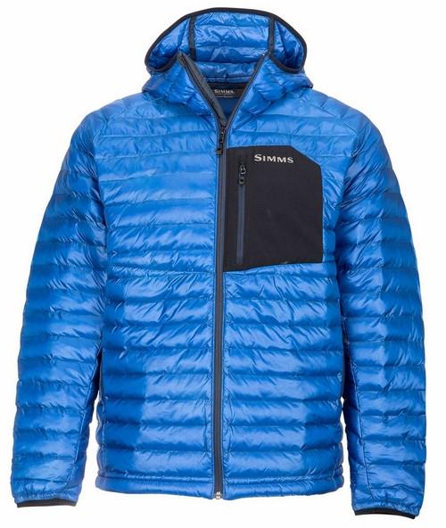 Куртка Simms ExStream Hooded Jacket Rich Blue M