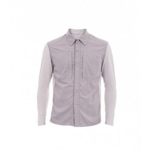 Рубашка Fahrenheit Solar GUARD Combi (XL/R, Серый)