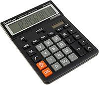 """Калькулятор """"Brilliant"""" №BS-444В похил. дисплей (12-розряд.)(10), фото 1"""